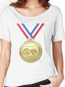 No-Bell Prize for Book Women's Relaxed Fit T-Shirt