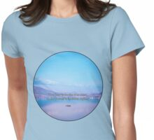 Your heart , Rumi Womens Fitted T-Shirt