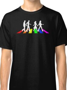 Abbey Pride white Classic T-Shirt