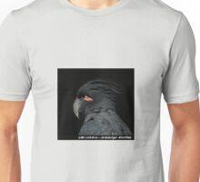palm cockatoo  Unisex T-Shirt