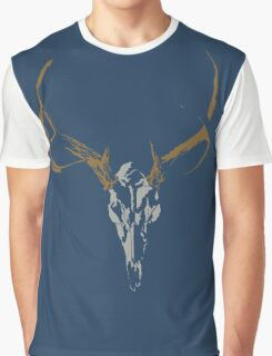 Deer Mount Graphic T-Shirt