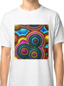 Modern 3D Art 09 Classic T-Shirt