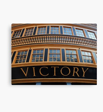 Victory Canvas Print