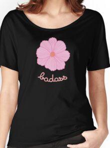 Badass - Pink Cosmos Women's Relaxed Fit T-Shirt