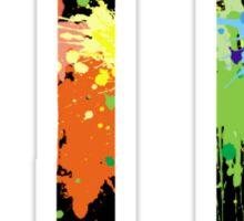 FTK Paint Sticker