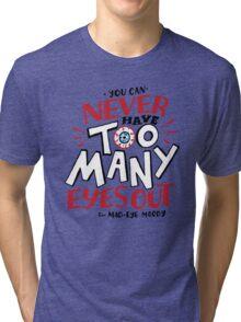 Listen to Moody Tri-blend T-Shirt
