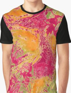 Watercolor seamless pattern Graphic T-Shirt