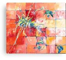 Tiled Canvas Print