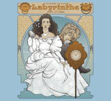 Labyrinthe One Piece - Short Sleeve