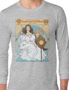Labyrinthe Long Sleeve T-Shirt