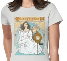 Labyrinthe Womens Fitted T-Shirt