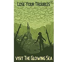 Lose Your Troubles Photographic Print