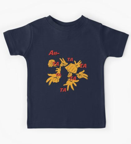 Quotes and quips - ah-tatatatatata Kids Tee