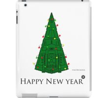 star wars. Christmas. toys. Christmas tree iPad Case/Skin