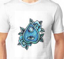 Ouija Tattoo Painting Unisex T-Shirt