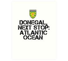 Donegal Art Print