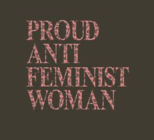 Proud AF Womens Fitted T-Shirt
