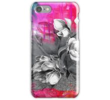 Saturated watercolor iPhone Case/Skin