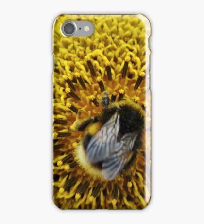 Bumble Bee Yellow iPhone Case/Skin