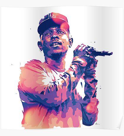 Kendrick Lamar | 2016 | ART Poster
