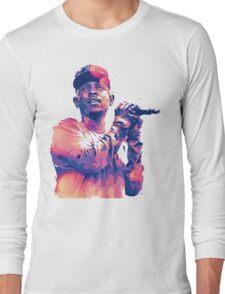 Kendrick Lamar   2016   ART Long Sleeve T-Shirt