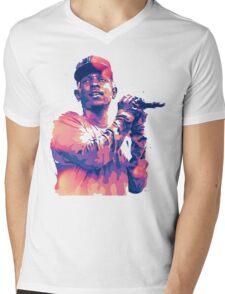 Kendrick Lamar | 2016 | ART Mens V-Neck T-Shirt