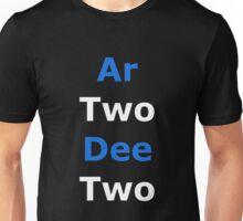 Phonetic R2-D2 Unisex T-Shirt