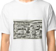 DRIVEN TO RETIREMENT Classic T-Shirt