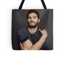 Handsome Jamie Dornan Tote Bag