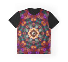 Mandala multicolor Graphic T-Shirt