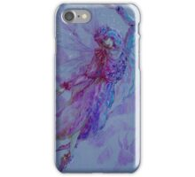 Beautiful flying fairy  iPhone Case/Skin