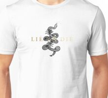 The Snake Lie or Die Unisex T-Shirt
