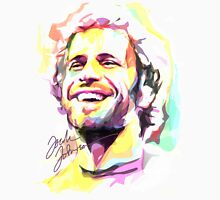 Jack Johnson in Watercolor Unisex T-Shirt