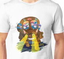 Osomatsu Kun and Neko Bus! Unisex T-Shirt