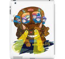 Osomatsu Kun and Neko Bus! iPad Case/Skin