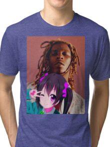 Young Nico Nico Tri-blend T-Shirt