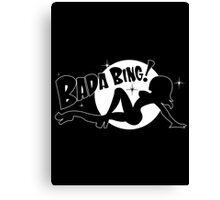 bada bing Canvas Print