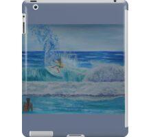 Gold Coast Surfing iPad Case/Skin