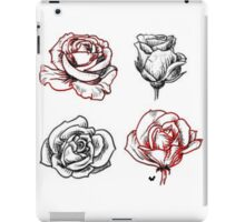 SAME ESENCY DIFFERENT COLOURS iPad Case/Skin