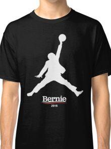 Bernie Sanders Jumpman - Slam Dunk Classic T-Shirt