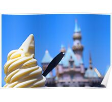 Dole Whip Castle Poster