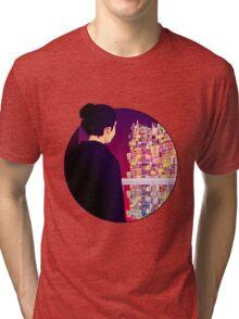 Art Party - The Grass is Greener Tri-blend T-Shirt