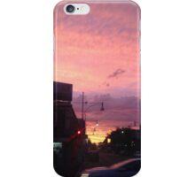 Powder Pink Urban Scape iPhone Case/Skin