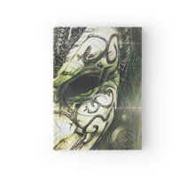 Venice - A Fractal Dream in the City of Masks Hardcover Journal