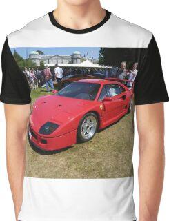 Ferrari F40 Graphic T-Shirt