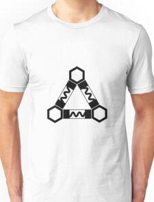 Ar Tonelico Triangular Nuclear Loop Symbol Unisex T-Shirt