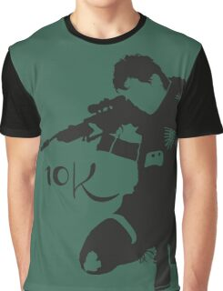 Z nation - 10K  Graphic T-Shirt