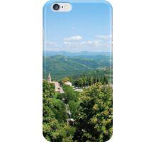Landscape Near Motovun iPhone Case/Skin