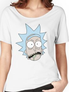 Rick and Morty - Rick Sanchez Women's Relaxed Fit T-Shirt