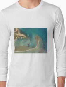 Edge of an Island Long Sleeve T-Shirt
